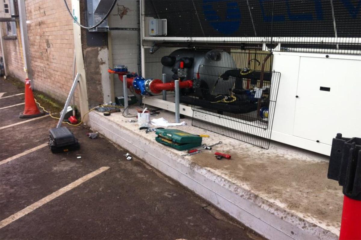 Chiller Installation Glasgow