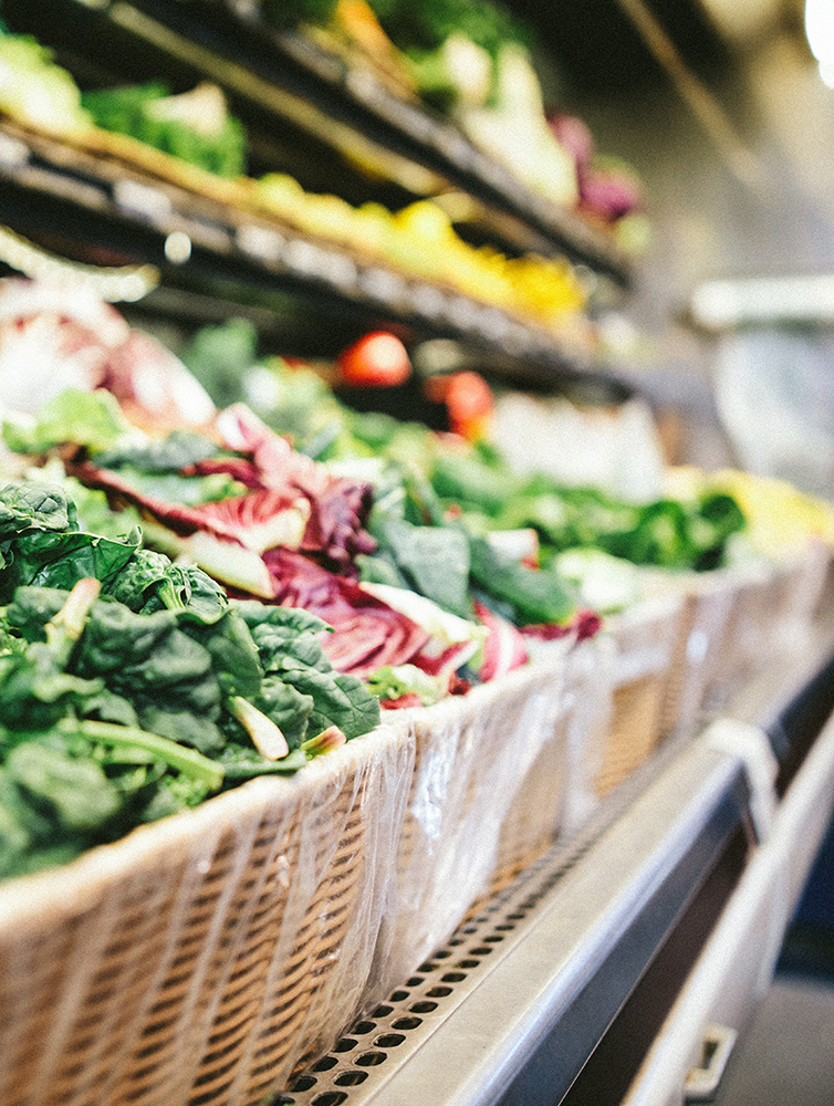 Commercial Refrigeration | Vegetables